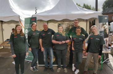 DGE på Aalborg Bæredygtighedsfestival