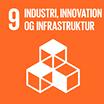 Verdensmål 9 - Industri, innovation og infrastruktur