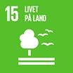 Verdensmål 15 - Livet på land