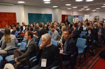 Konferencedeltagere til WorldView