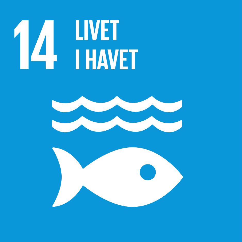 Verdensmål 14 - Livet i havet