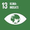 Verdensmål 13 - Klimaindsats